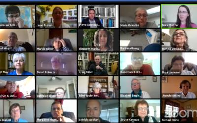 Virtual Franciscan Ecumenical Advocacy Days Gathering