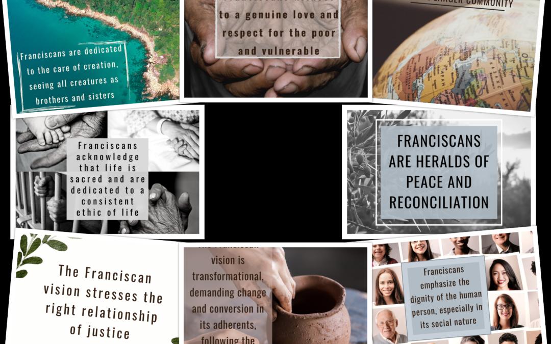 Franciscan Values Lenten Reflection Series